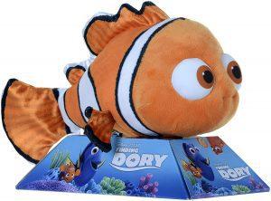 Peluche de Nemo de Buscando a Nemo de 25 cm - Los mejores peluches de Nemo - Peluches de Disney