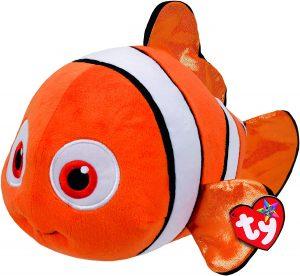 Peluche de Nemo de Buscando a Nemo de 28 cm - Los mejores peluches de Nemo - Peluches de Disney