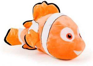 Peluche de Nemo de Buscando a Nemo de Play by Play de 30 cm - Los mejores peluches de Nemo - Peluches de Disney