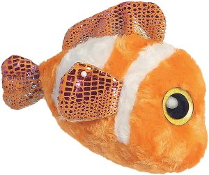 Peluche de Nemo de Buscando a Nemo de Yoo Hoo de 13 cm - Los mejores peluches de Nemo - Peluches de Disney