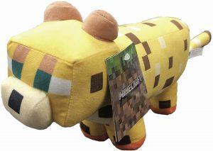 Peluche de Ocelote de Minecraft de 30 cm - Los mejores peluches de ocelotes - Peluches de animales