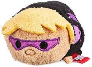Peluche de Ojo de Halcón de 25 cm de Marvel - Los mejores peluches de Hawkeye - Peluches de superhéroes de Marvel