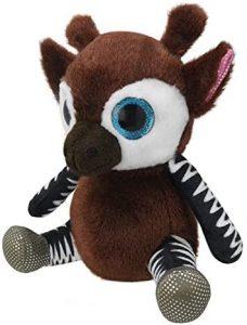 Peluche de Okapi de Orbys - Los mejores peluches de okapis - Peluche de animales