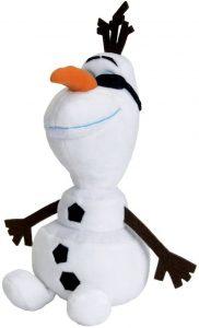 Peluche de Olaf con gafas de sol de Frozen 2 de Simba de 27 cm - Los mejores peluches de Olaf - Peluches de Disney