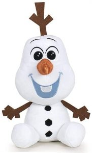 Peluche de Olaf de Frozen 2 de Famosa de 25 cm de Frozen - Los mejores peluches de Olaf - Peluches de Disney