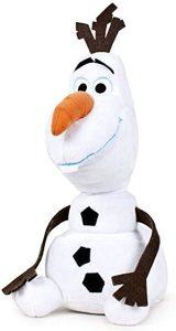 Peluche de Olaf de Frozen 2 de Famosa de 30 cm - Los mejores peluches de Olaf - Peluches de Disney