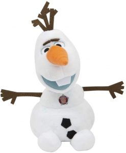Peluche de Olaf de Frozen 2 de Giochi Preziosi de 20 cm - Los mejores peluches de Olaf - Peluches de Disney