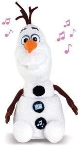 Peluche de Olaf de Frozen 2 de IMC Toys de 35 cm - Los mejores peluches de Olaf - Peluches de Disney