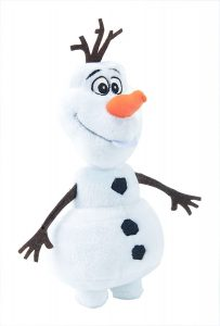 Peluche de Olaf de Frozen 2 de Simba de 20 cm 2 - Los mejores peluches de Olaf - Peluches de Disney