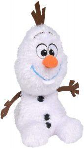 Peluche de Olaf de Frozen 2 de Simba de 25 cm - Los mejores peluches de Olaf - Peluches de Disney