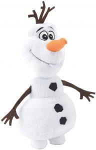 Peluche de Olaf de Frozen 2 de Simba de 35 cm 2 - Los mejores peluches de Olaf - Peluches de Disney