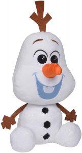 Peluche de Olaf de Frozen 2 de Simba de 43 cm - Los mejores peluches de Olaf - Peluches de Disney