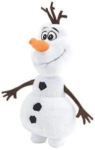 Peluche de Olaf de Frozen 2 de Simba de 50 cm 2 - Los mejores peluches de Olaf - Peluches de Disney