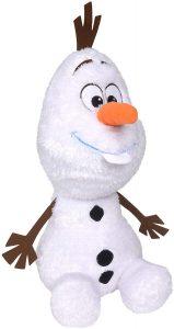 Peluche de Olaf de Frozen 2 de Simba de 50 cm - Los mejores peluches de Olaf - Peluches de Disney