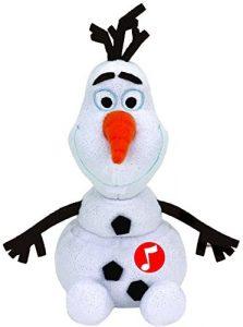 Peluche de Olaf de Frozen 2 de Ty de 15 cm - Los mejores peluches de Olaf - Peluches de Disney