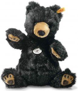 Peluche de Oso Negro de Steiff de 27 cm - Los mejores peluches de osos negros americanos - Peluches de animales
