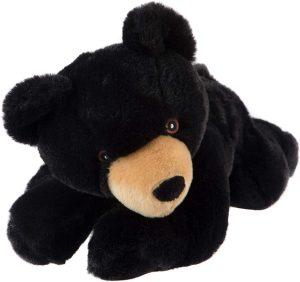 Peluche de Oso Negro de Wild Republic de 30 cm 2 - Los mejores peluches de osos negros americanos - Peluches de animales