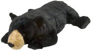 Peluche de Oso Negro de Wild Republic de 76 cm - Los mejores peluches de osos negros americanos - Peluches de animales