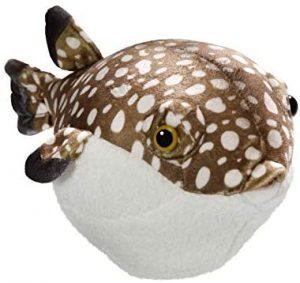 Peluche de Pez Globo de 25 cm de Carl Dick - Los mejores peluches de peces globo - Peluches de animales