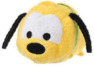 Peluche de Pluto de 16 cm - Los mejores peluches de Pluto - Peluches de Disney