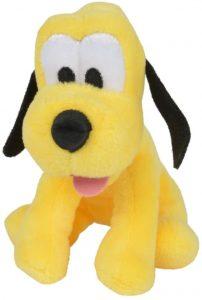 Peluche de Pluto de Famosa de 15 cm - Los mejores peluches de Pluto - Peluches de Disney