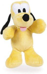 Peluche de Pluto de Famosa de 20 cm - Los mejores peluches de Pluto - Peluches de Disney