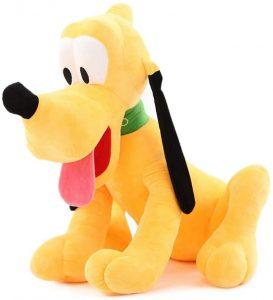 Peluche de Pluto de Famosa de 30 cm - Los mejores peluches de Pluto - Peluches de Disney
