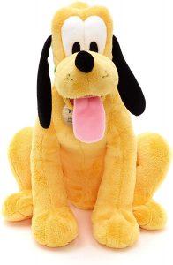 Peluche de Pluto de Famosa de 38 cm - Los mejores peluches de Pluto - Peluches de Disney