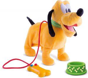 Peluche de Pluto de IMC Toys de 35 cm 2- Los mejores peluches de Pluto - Peluches de Disney