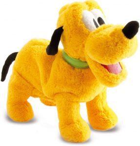 Peluche de Pluto de IMC Toys de 35 cm - Los mejores peluches de Pluto - Peluches de Disney