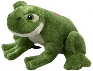 Peluche de Rana de Carl Dick de 16 cm - Los mejores peluches de ranas - Peluches de animales
