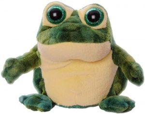 Peluche de Rana de Inware de 19 cm - Los mejores peluches de ranas - Peluches de animales