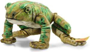 Peluche de Rana de National Geographic de 12 cm - Los mejores peluches de ranas - Peluches de animales