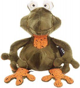 Peluche de Rana de Sigikid de 32 cm - Los mejores peluches de ranas - Peluches de animales
