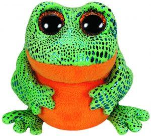 Peluche de Rana de Ty de 15 cm - Los mejores peluches de ranas - Peluches de animales