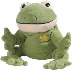 Peluche de Rana de warmies de 30 cm - Los mejores peluches de ranas - Peluches de animales