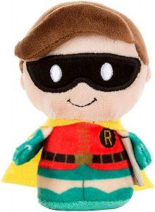 Peluche de Robin de 10 cm - Los mejores peluches de Robin - Peluches de superhéroes de DC