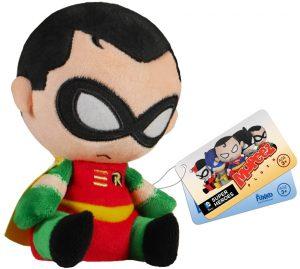 Peluche de Robin de 12 cm de FUNKO - Los mejores peluches de Robin - Peluches de superhéroes de DC