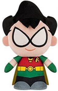 Peluche de Robin de 15 cm - Los mejores peluches de Robin - Peluches de superhéroes de DC