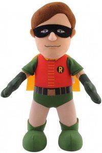 Peluche de Robin de 25 cm - Los mejores peluches de Robin - Peluches de superhéroes de DC