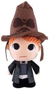 Peluche de Ron Weasley de 10 cm de FUNKO POP - Los mejores peluches de Ron Weasley - Peluches de Harry Potter