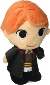 Peluche de Ron Weasley de 18 cm de FUNKO POP - Los mejores peluches de Ron Weasley - Peluches de Harry Potter