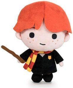 Peluche de Ron Weasley de 22 cm de BPT - Los mejores peluches de Ron Weasley - Peluches de Harry Potter