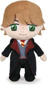 Peluche de Ron Weasley de 28 cm de Famosa - Los mejores peluches de Ron Weasley - Peluches de Harry Potter