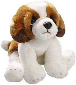 Peluche de San Bernardo de Carl Dick de 24 cm - Los mejores peluches de san bernardos - Peluches de perros