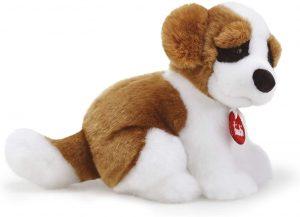 Peluche de San Bernardo de Trudi de 25 cm - Los mejores peluches de san bernardos - Peluches de perros