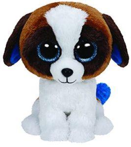Peluche de San Bernardo de Ty de 15 cm - Los mejores peluches de san bernardos - Peluches de perros