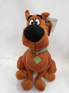 Peluche de Scooby Doo de 37 cm - Los mejores peluches de Scooby Doo - Peluches de Scooby Doo