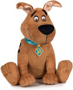 Peluche de Scooby Doo joven de 28 cm - Los mejores peluches de Scooby Doo - Peluches de Scooby Doo