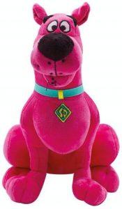 Peluche de Scooby Doo rosa de 37 cm - Los mejores peluches de Scooby Doo - Peluches de Scooby Doo